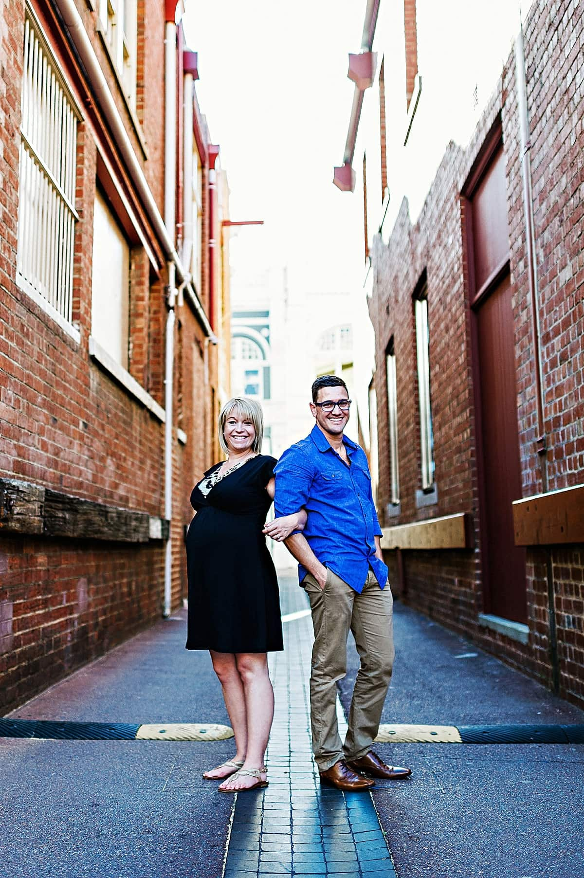 Pregnancy Shoot in Perth, Australia ~ Diane & Claudio