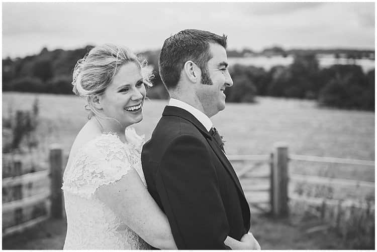 bride and groom photos at dodford manor