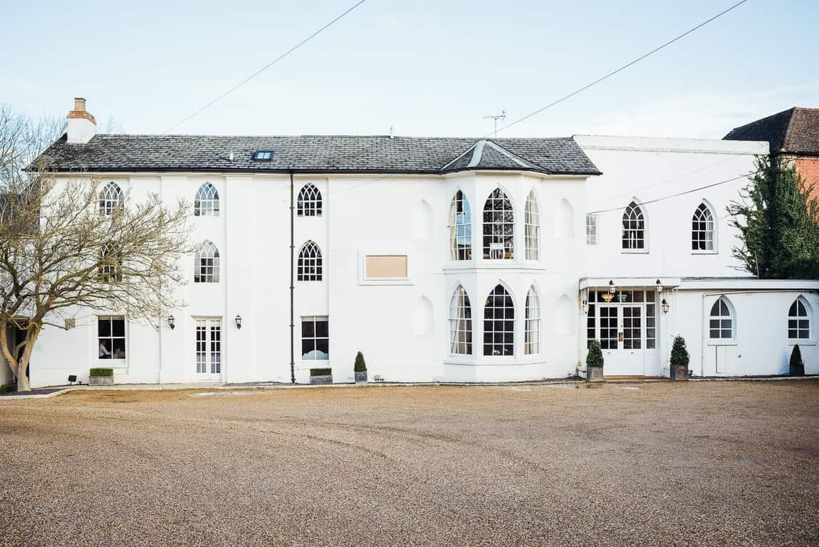 Warwick House Southam
