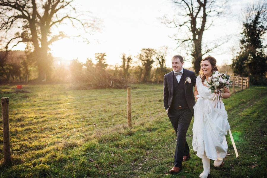 Winter weddings in Warwickshire