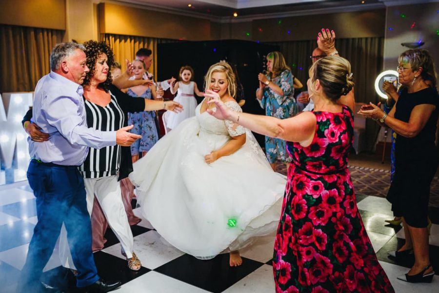 How to fill the dance floor during your evening reception